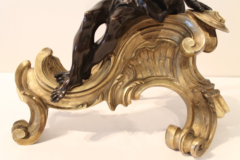 A French Bronze Figure of Hephaestus