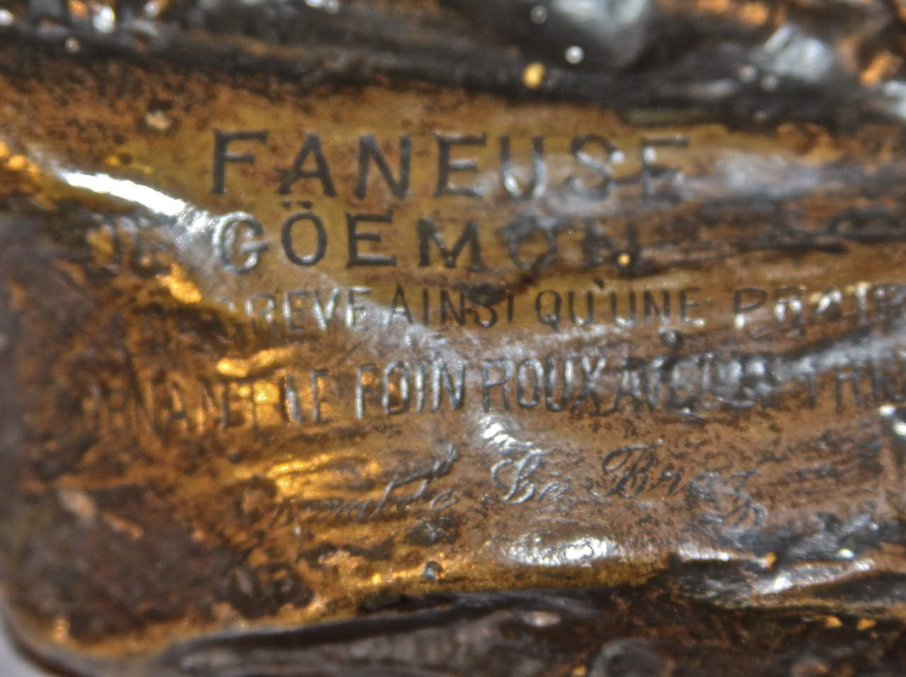 La Faneuse de Goemon by 20th Century French School