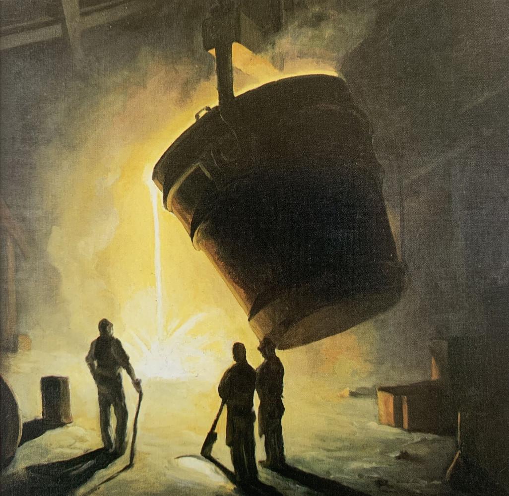 The Ladle by Carl Gaertner