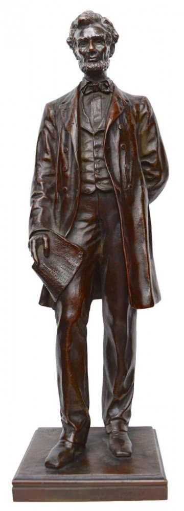 Abraham Lincoln by George Bissell