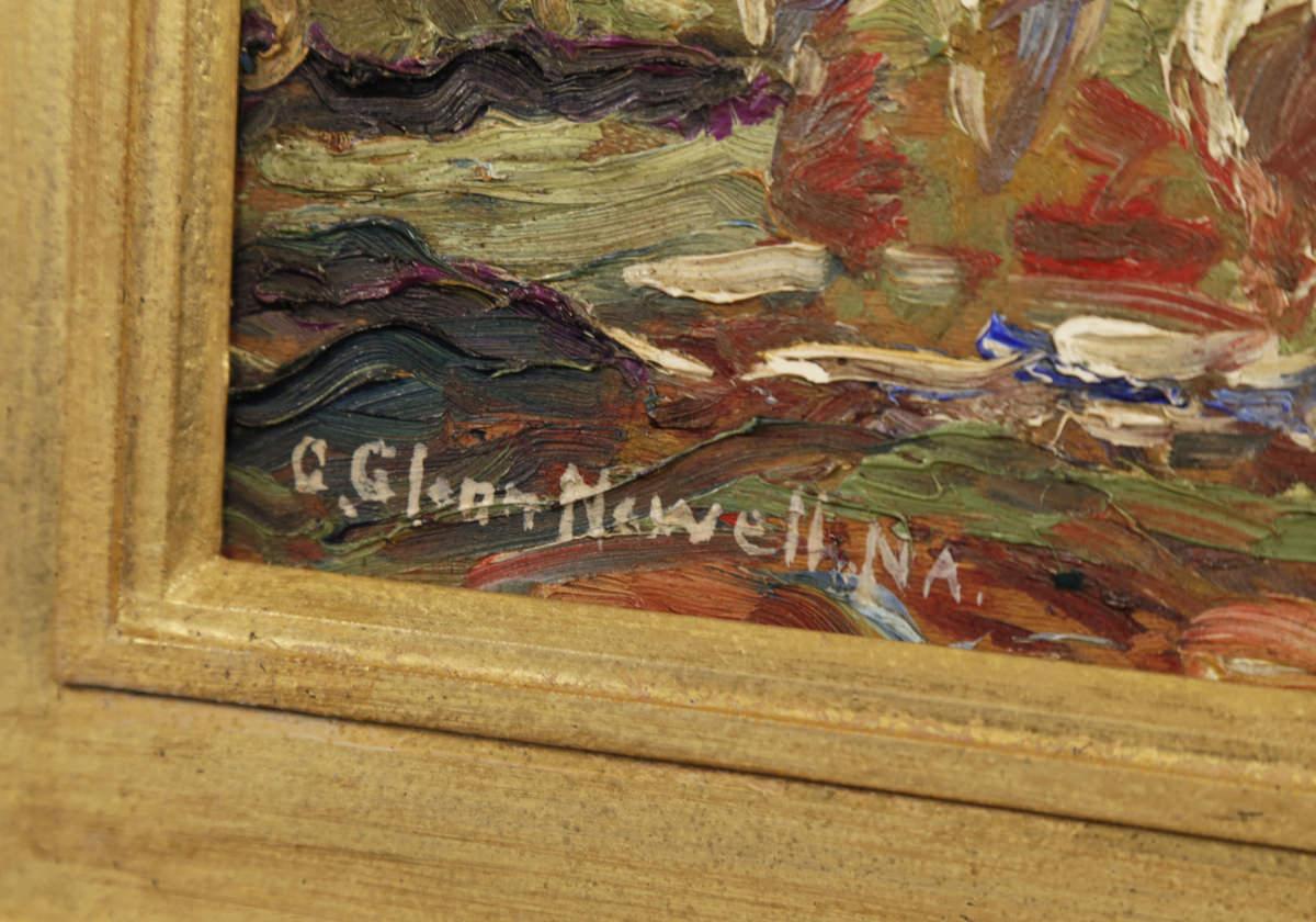 The Same Old Trail by George Glenn Newell