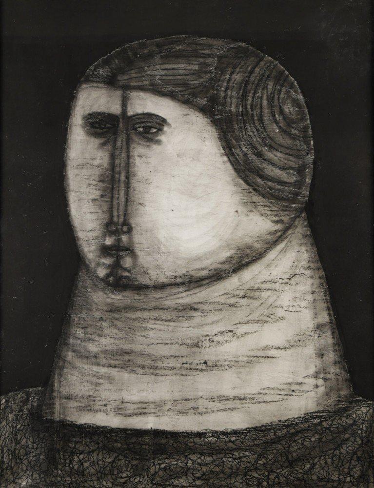 Head by Joseph Glasco