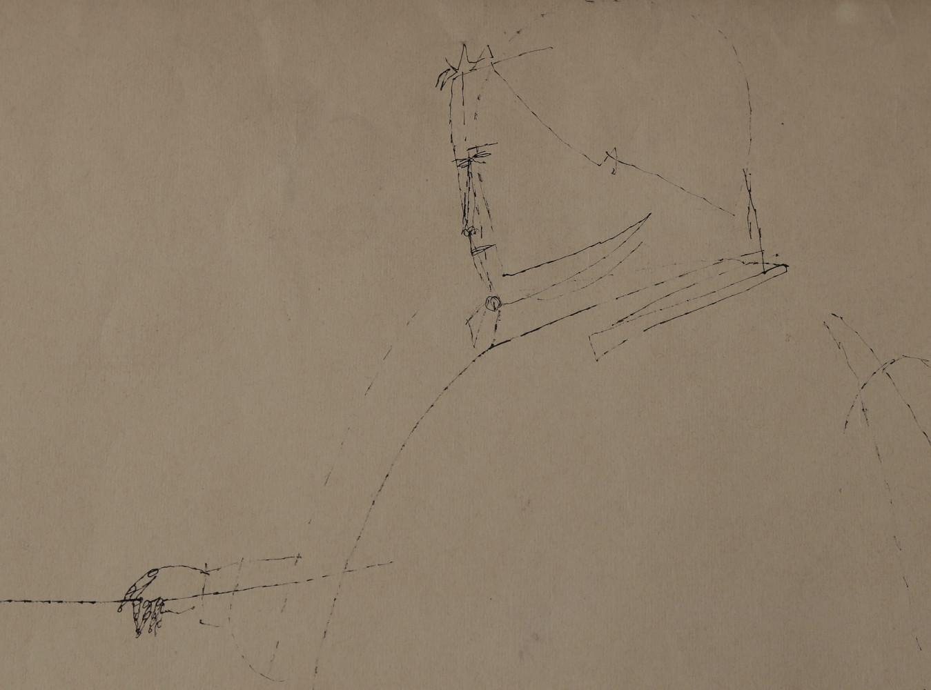 John Cage Directing by Joseph Glasco
