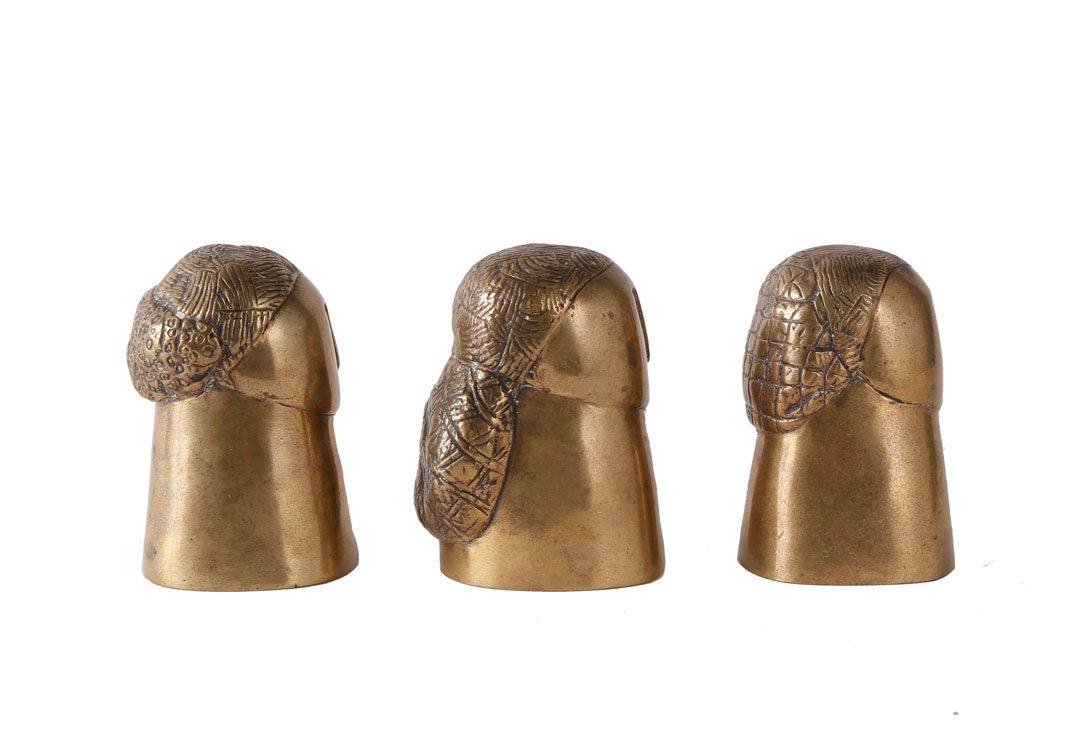Three Heads by Joseph Glasco