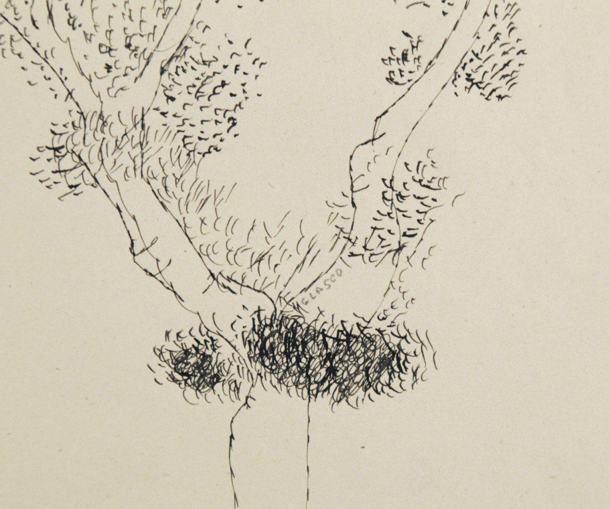 Tree by Joseph Glasco