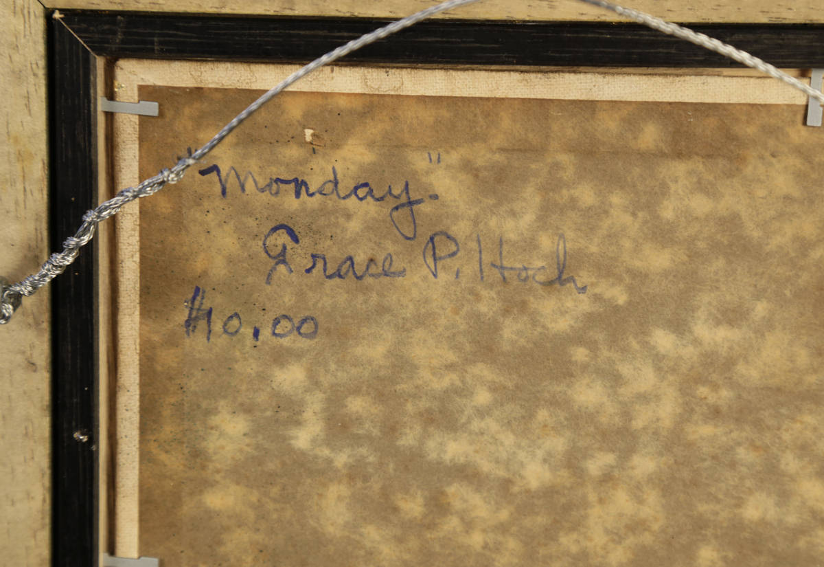 Monday by Grace P. Hoch