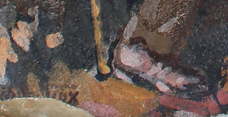 Italian Musicians / Quarrymen in Brecksville by Frank Nelson Wilcox