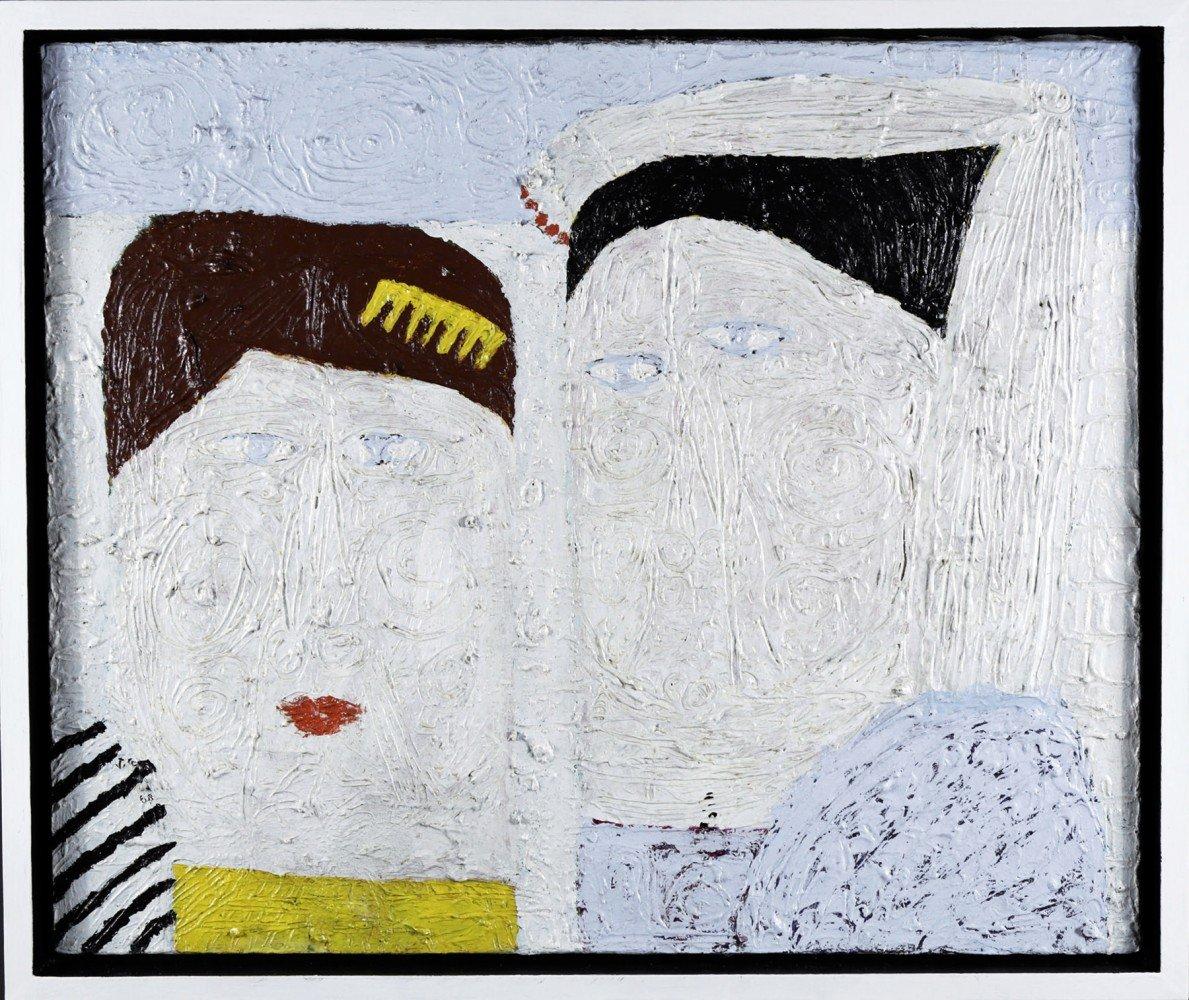 Couple by Joseph Glasco