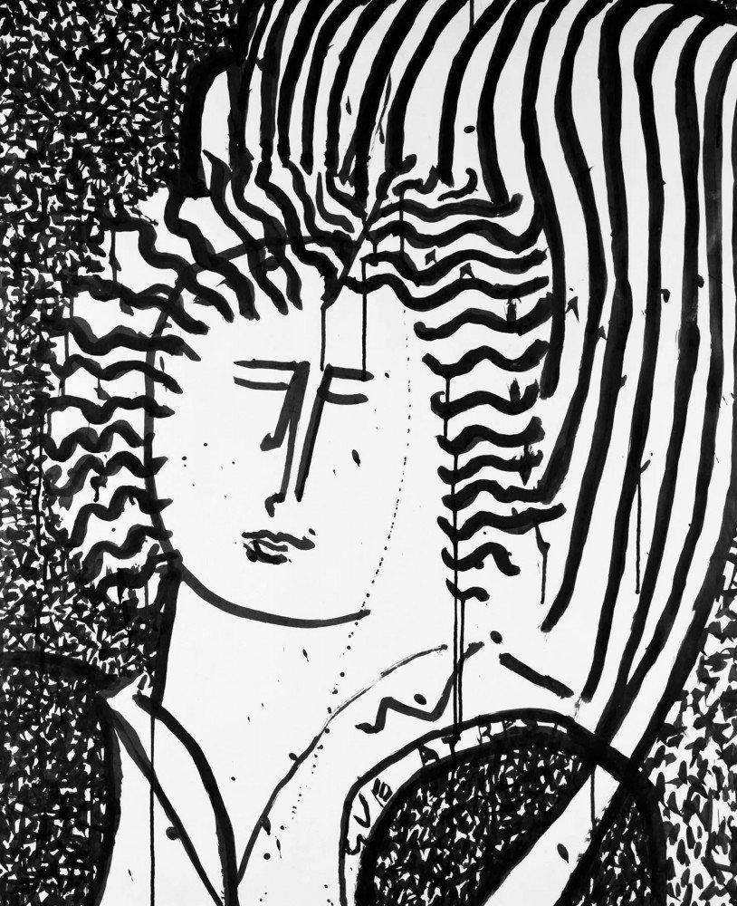 Sue at Rest by Joseph Glasco