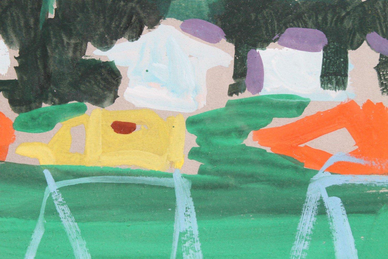 Playground 1 and 2 by Joseph Benjamin O'Sickey
