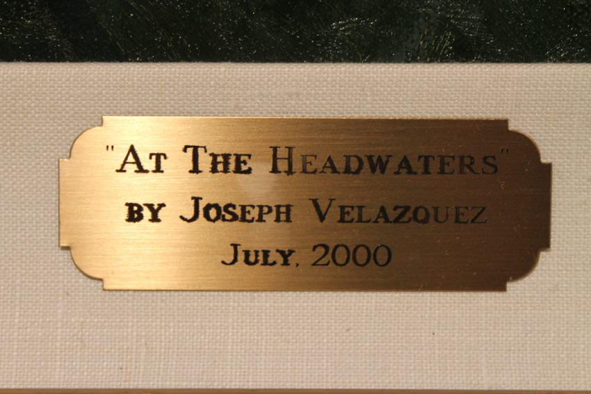 At the Headwaters by Joseph Velazquez