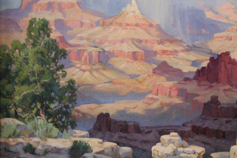 Grand Canyon by Karl C. Brandner
