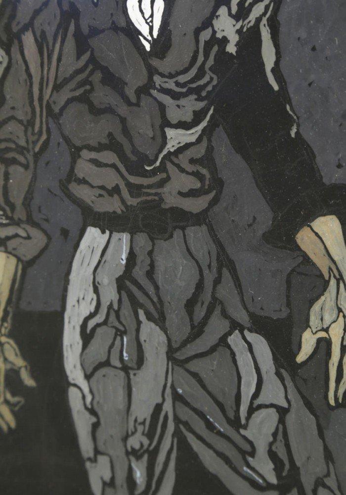 Working Man by Eugene M. Kalinowski
