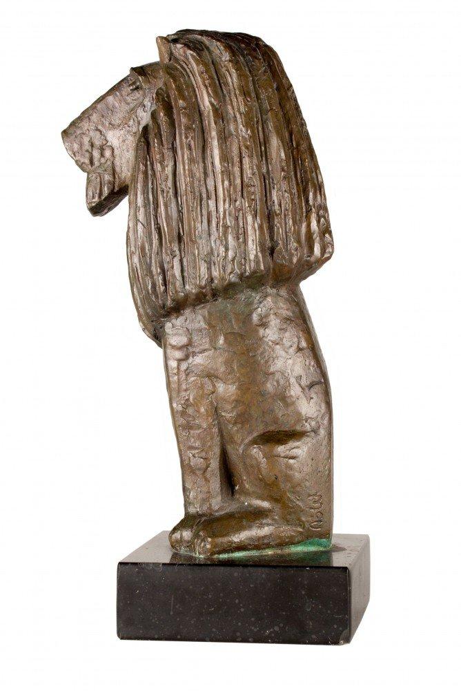 Animal Bronze Sculpture: