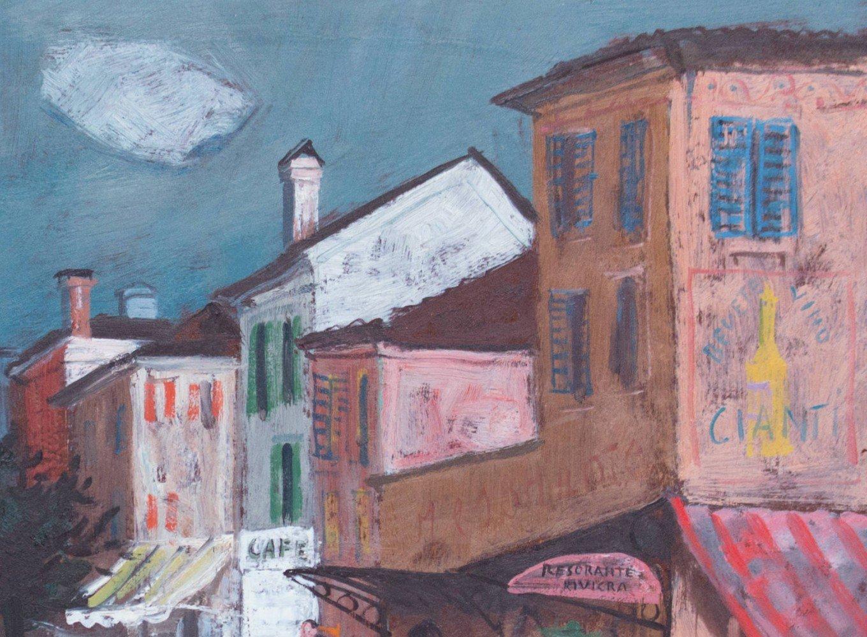 Cafe Piccolo by Louis Bosa