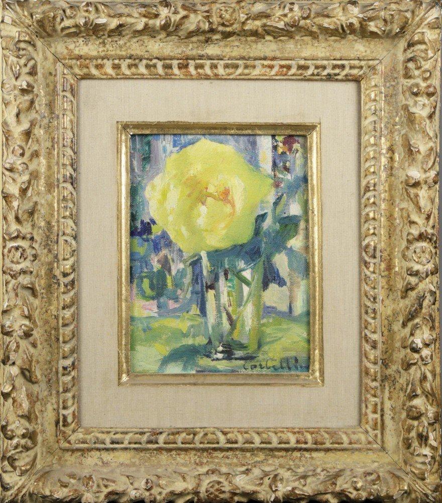 Rose Jaune by Luigi Corbellini