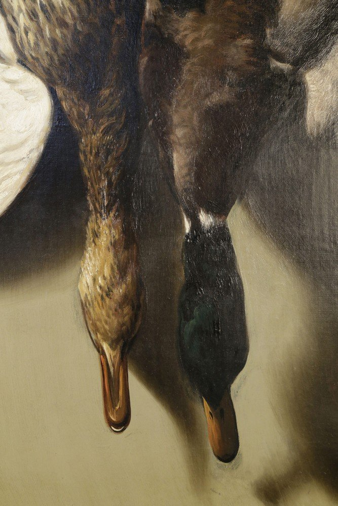 Hanging Mallards by William Henry Machen