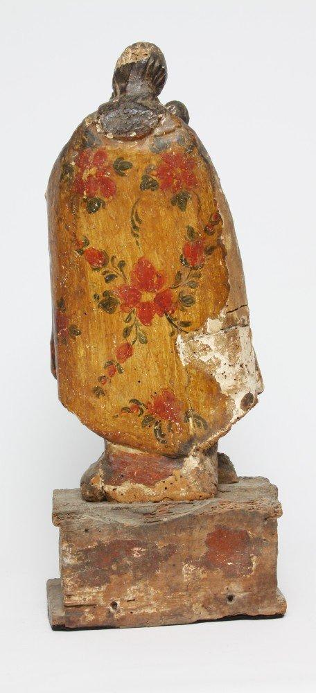 Mexican Santos Figure, St.Joseph
