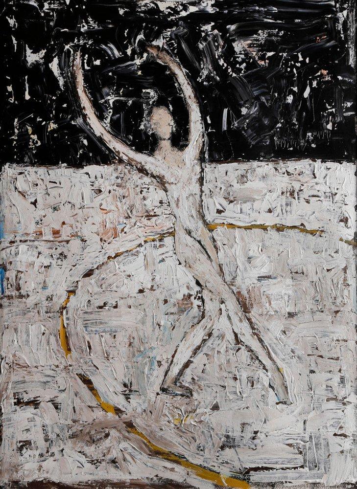 The Acrobat by Ken Nevadomi