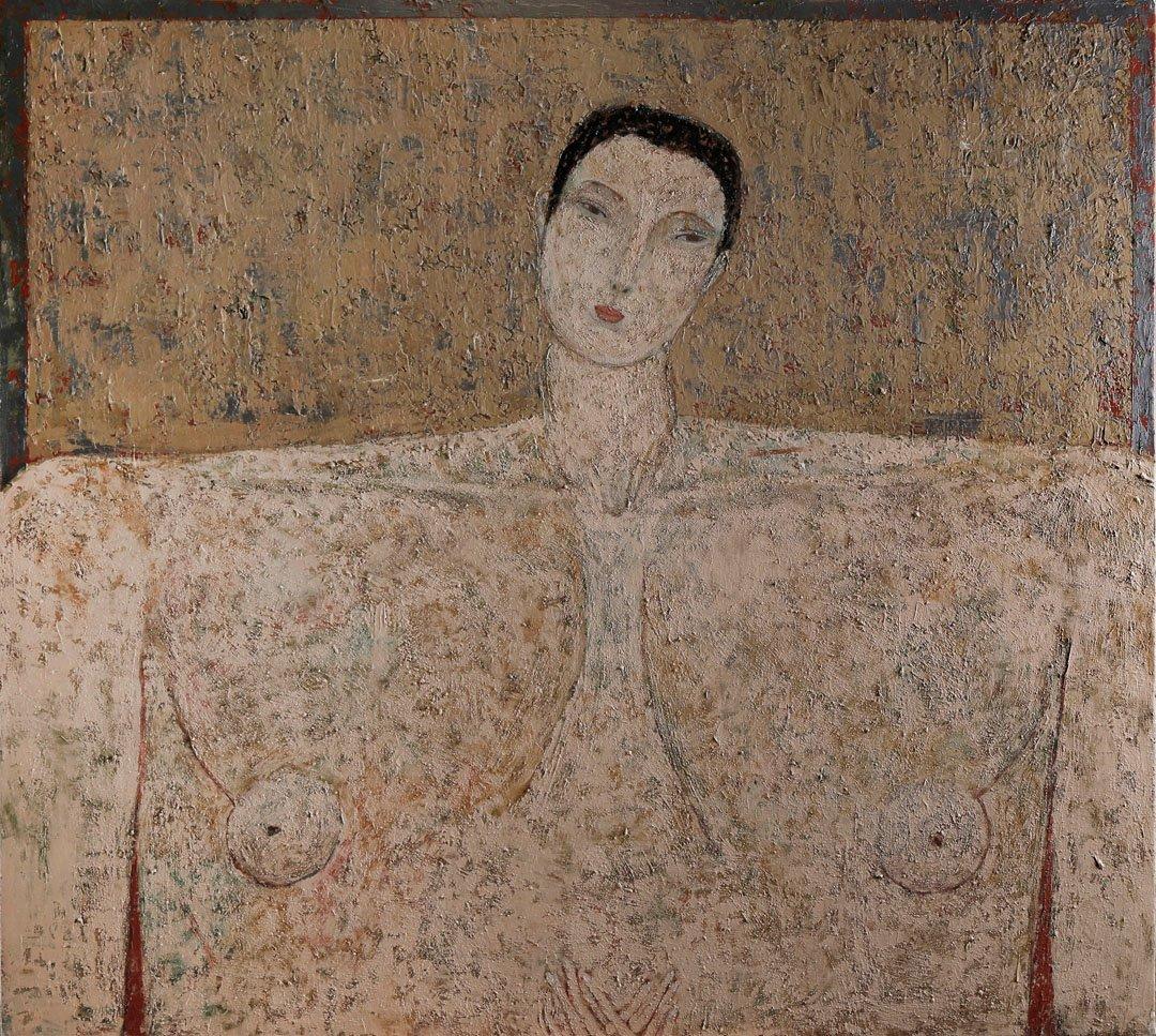Asian Woman by Ken Nevadomi