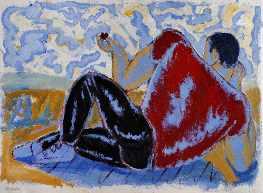 Man of Heart by Ken Nevadomi  by Ken Nevadomi