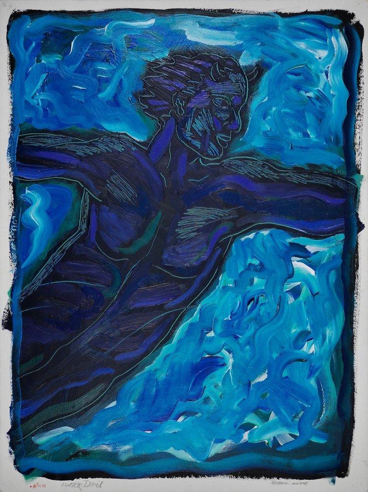 Water Devil by Ken Nevadomi