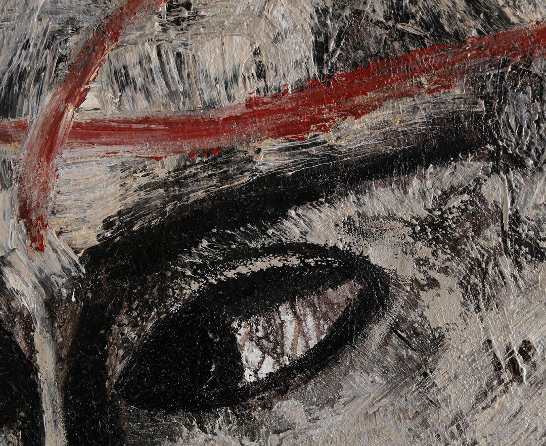 White Head by Ken Nevadomi