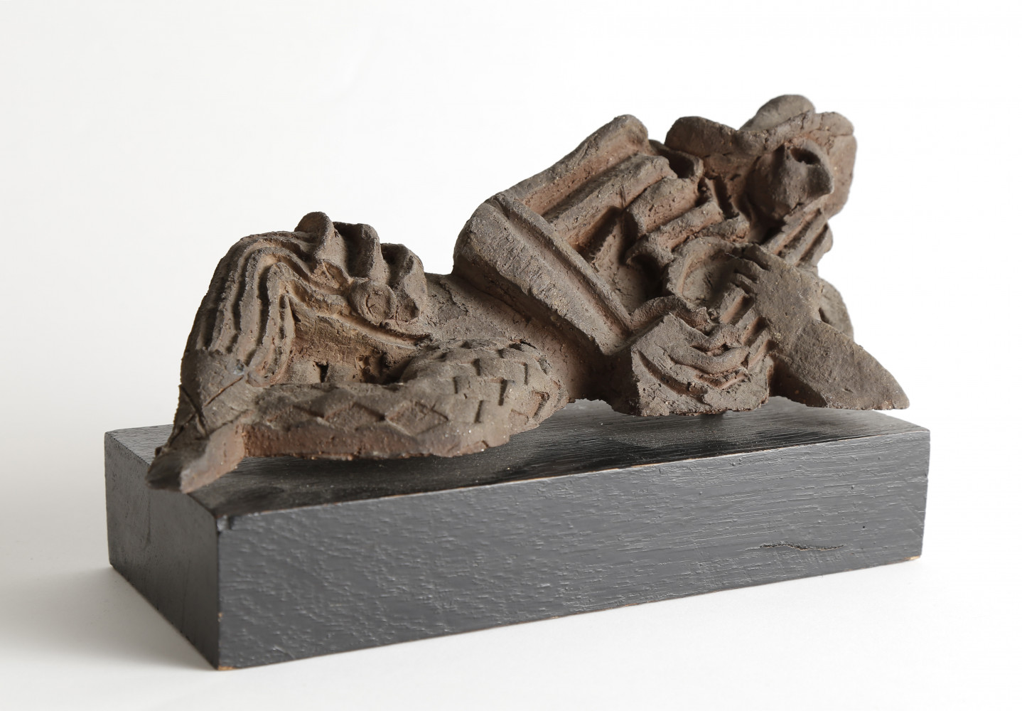 Arlequin Couché by Ossip Zadkine