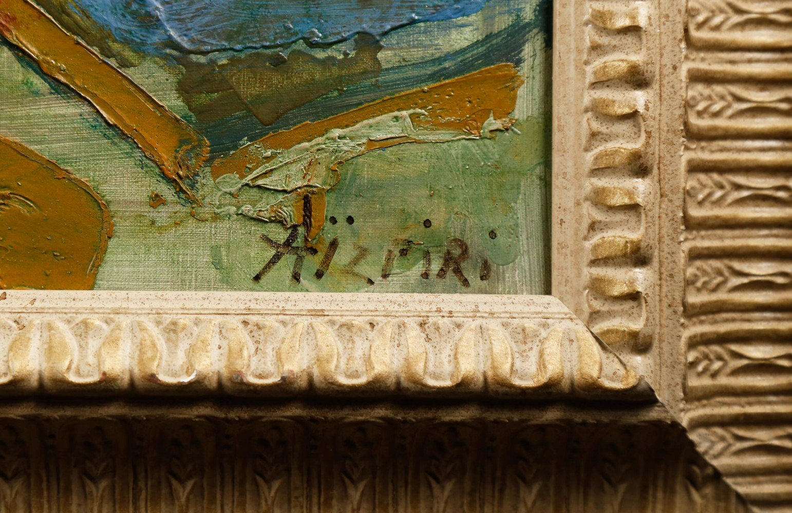 St. Mark's, Venice by Paul Augustin Aizpiri