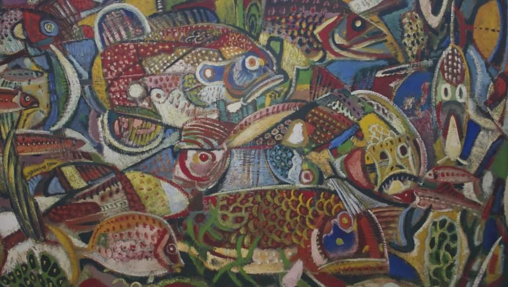 Aquarium by Paul Bough Travis