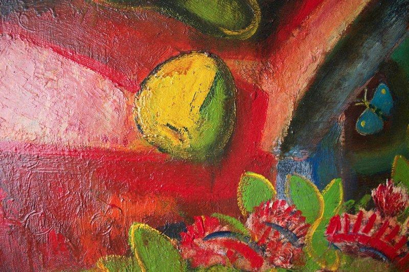 Still Life #1, Summer by Paul Bough Travis