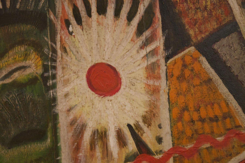 The Lynching by Paul Bough Travis