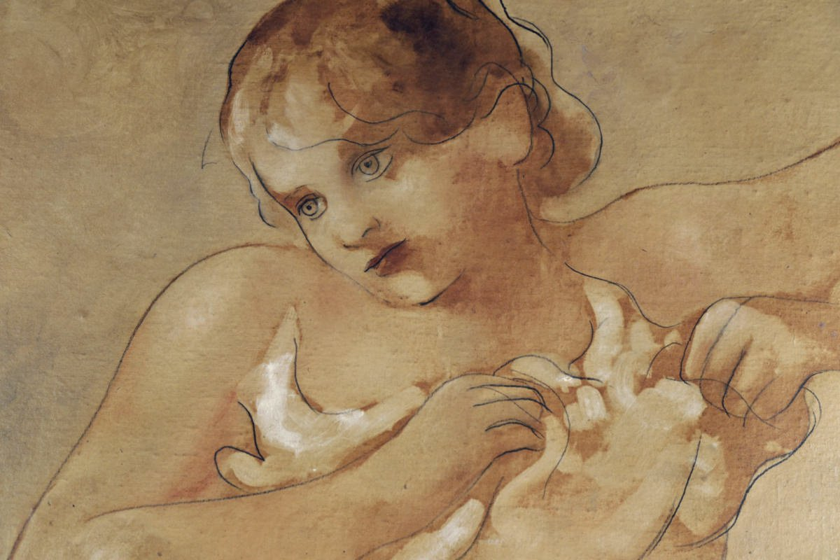 Desnudo by Pere Pruna y Ocerans