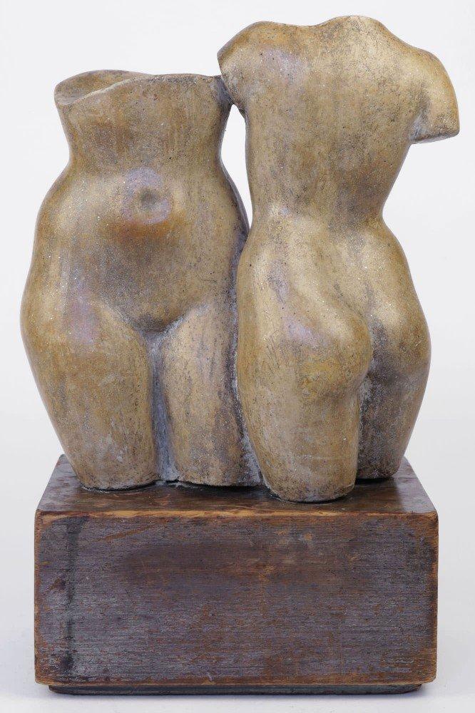 Totem:Sappho by Peter Fingesten