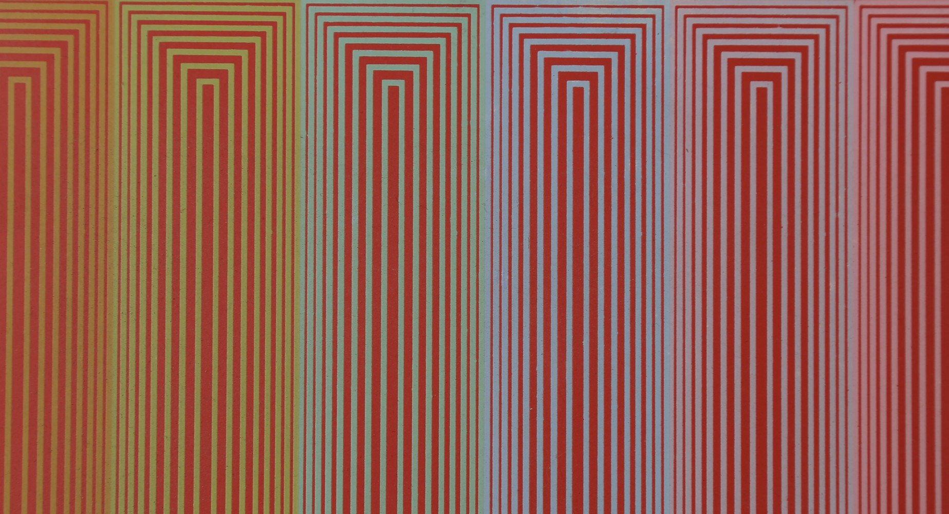 Untitled by Richard Anuszkiewicz