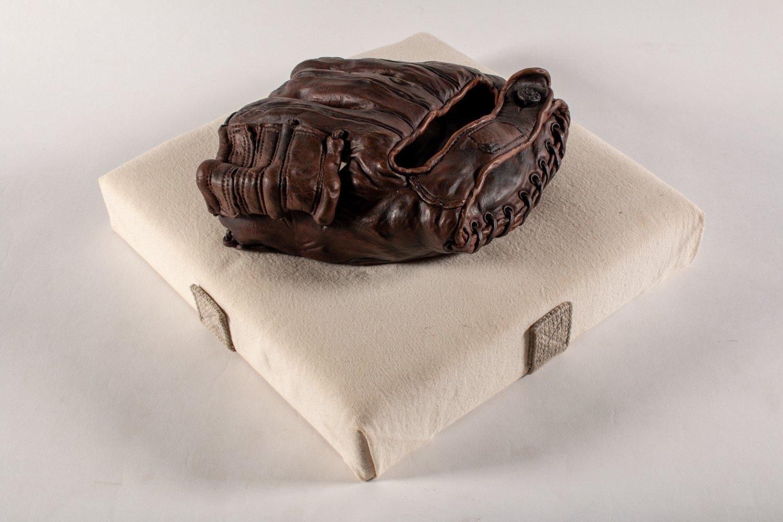 Baseball Glove by Richard Newman