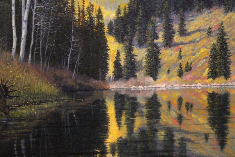 Teton Gold by Roger Ore