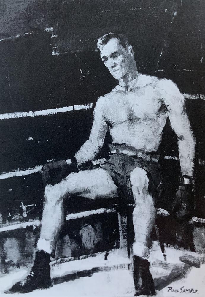 Tired Heavyweight by Paul Starrett Sample