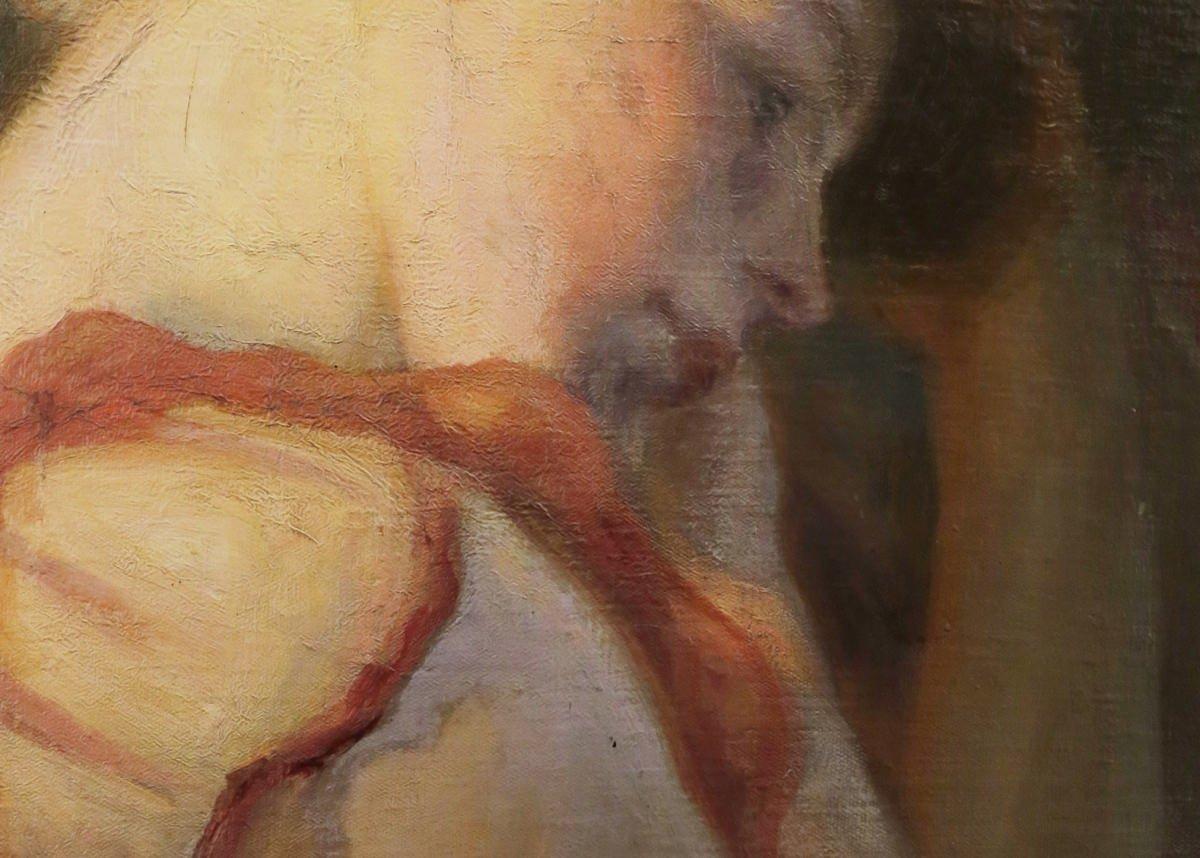 La Parure by Sandor Leopold Landeau