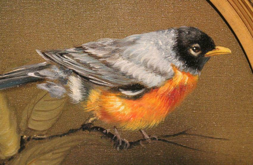Robin and Oriole by Sonia Gil Torres