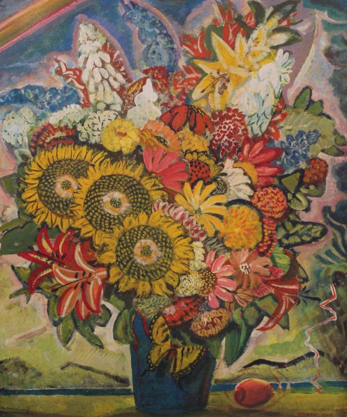 Summer Bouquet by Paul Bough Travis