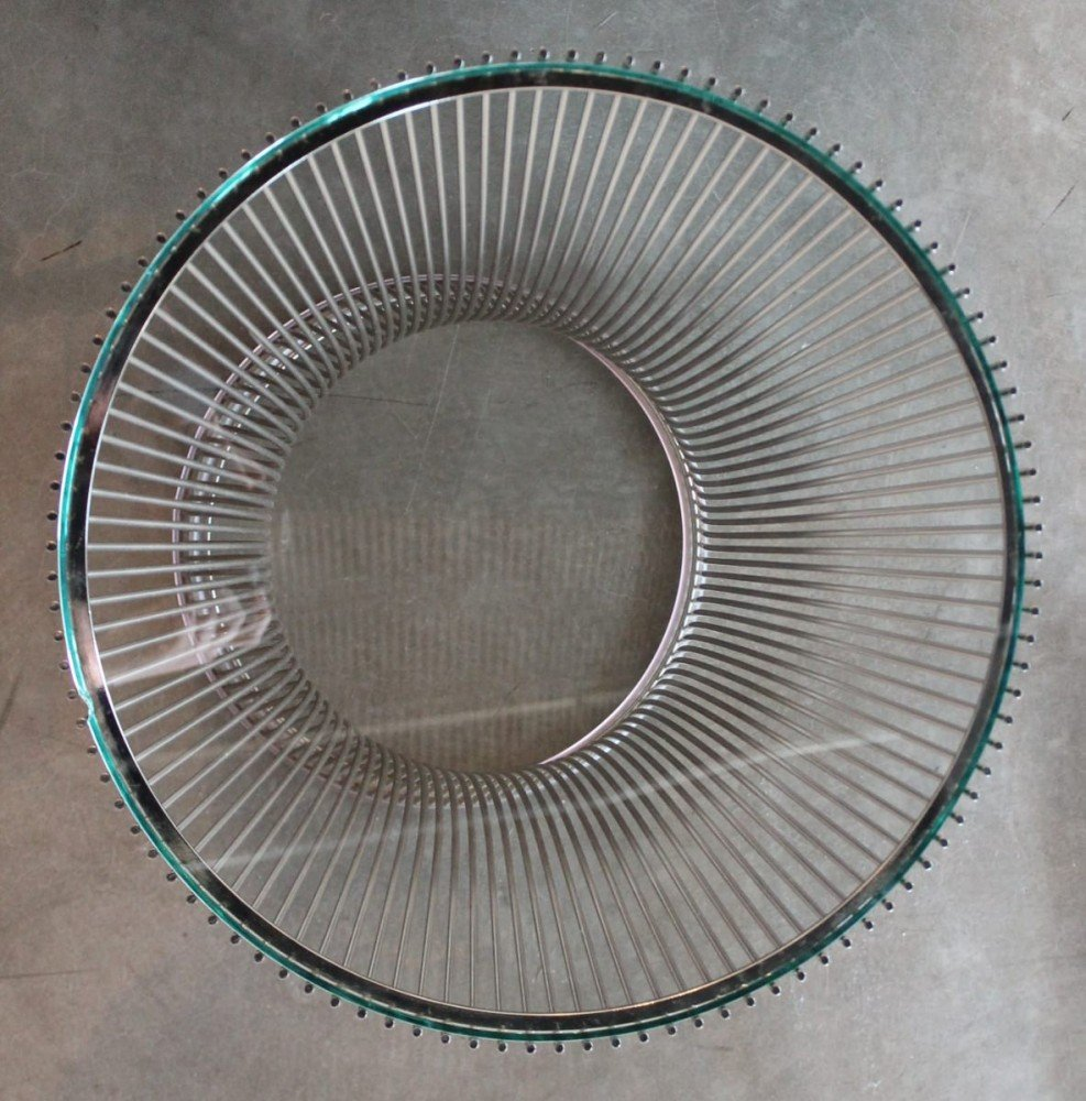 Side Table for Knoll by Warren Platner