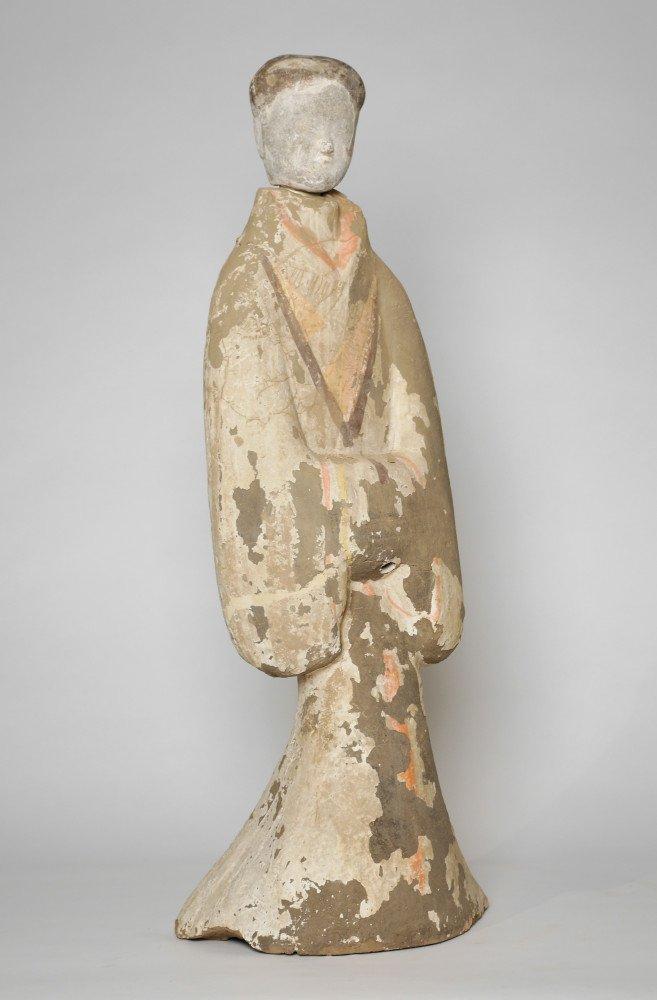 Western Han Dynasty Female Tomb Attendant