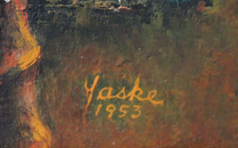 Backwash by William Yaske