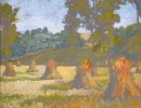 Haystacks, Early 20th Century Cleveland School