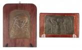 Two Grand Tour Souvenir Bronzes, 19thc.