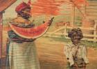 Black Americana-Frank Tuchfarber and Co, The Temptation of St.Anthony