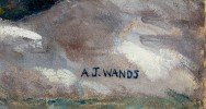 Collision Bend by Alfred J. Wands