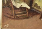 Artist's Studio Interior