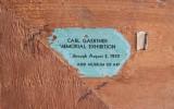 Barn and Furrows by Carl Frederick Gaertner